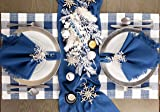 DII Buffalo Check Tabletop Collection, Placemat