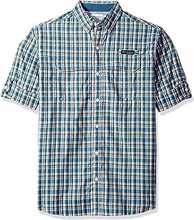 Amazon.com  Columbia Men s Super Tamiami Long Sleeve Shirt  Sports ... a7ed47f171