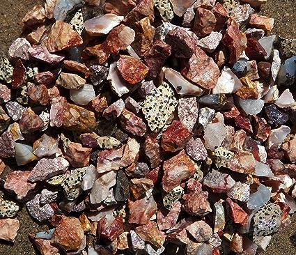 Fundamental Rockhound Products: 5 lb Rough Mexico Mixed Bulk Rock