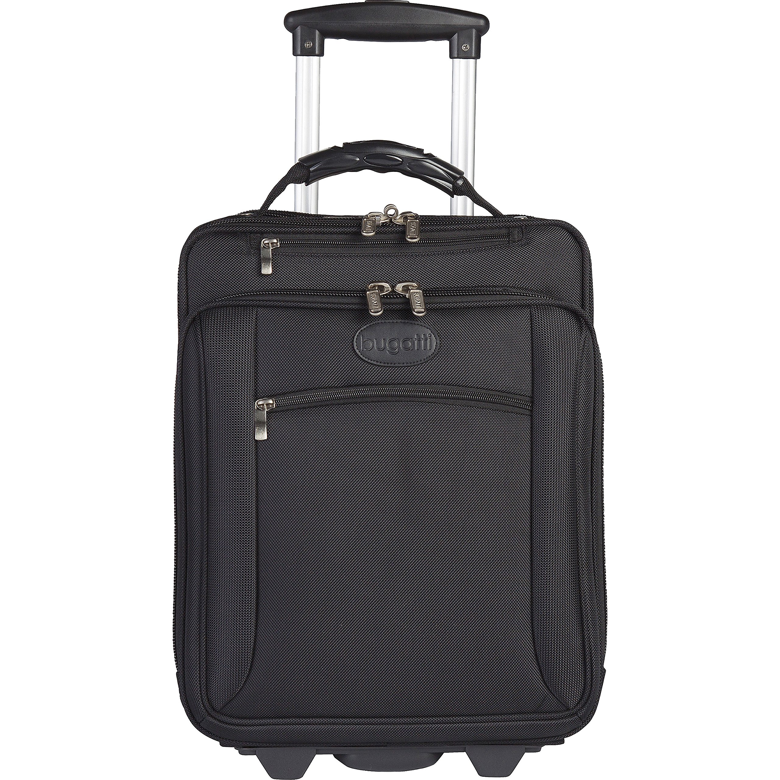 Bond Street BZCW772300 Business Case On Wheels 11''x14''x18'' Black