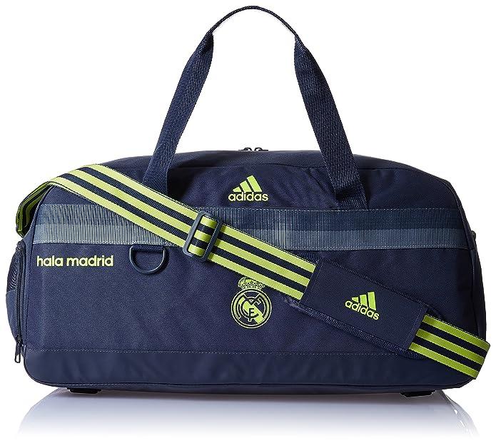 adidas - Bolsa de Deporte Real Madrid CF M 2015-2016: Amazon.es ...