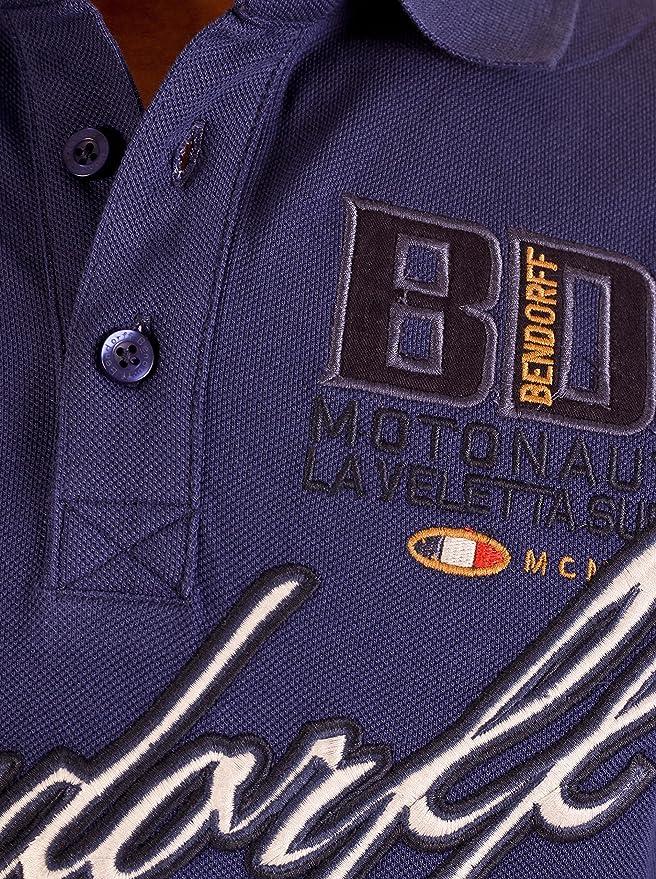 Bendorff Polo Azul M: Amazon.es: Ropa y accesorios