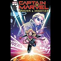 Captain Marvel: Braver & Mightier (2019) #1 (English Edition)