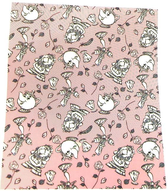 Manta cobertora para la cama de La Bella y la Bestia., polar, Rosa, 125 CM X 150 CM: Amazon.es: Hogar