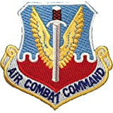 USAF Air Combat Command Patch