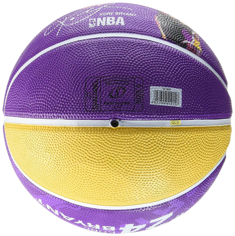 Spalding NBA Player Kobe Bryant SZ.7 (83-342Z) Balones de ...