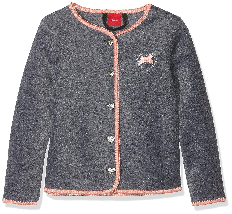 s.Oliver Baby-Mädchen Sweatshirt 69.807.43.3369