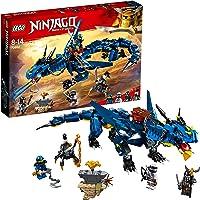 LEGO 70652 Blitzdrache, bunt, Einheitsgröße