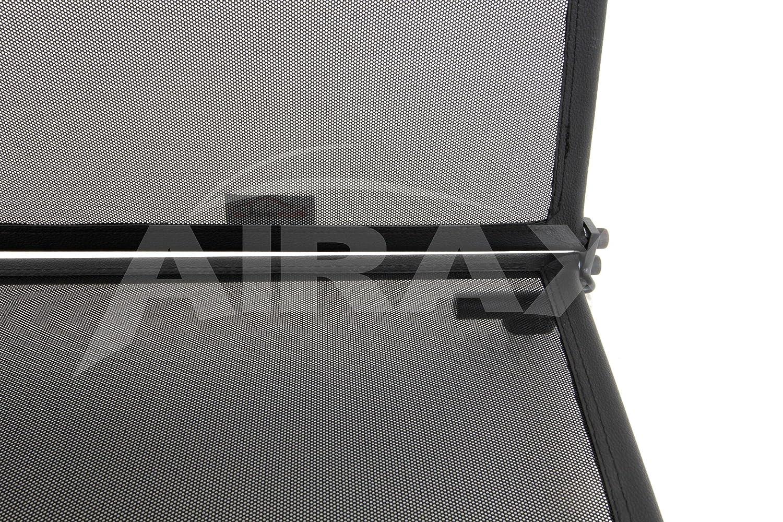 Airax Windschott f/ür K/äfer 1302 1303 Windabweiser Windscherm Windstop Wind deflector D/éflecteur de vent