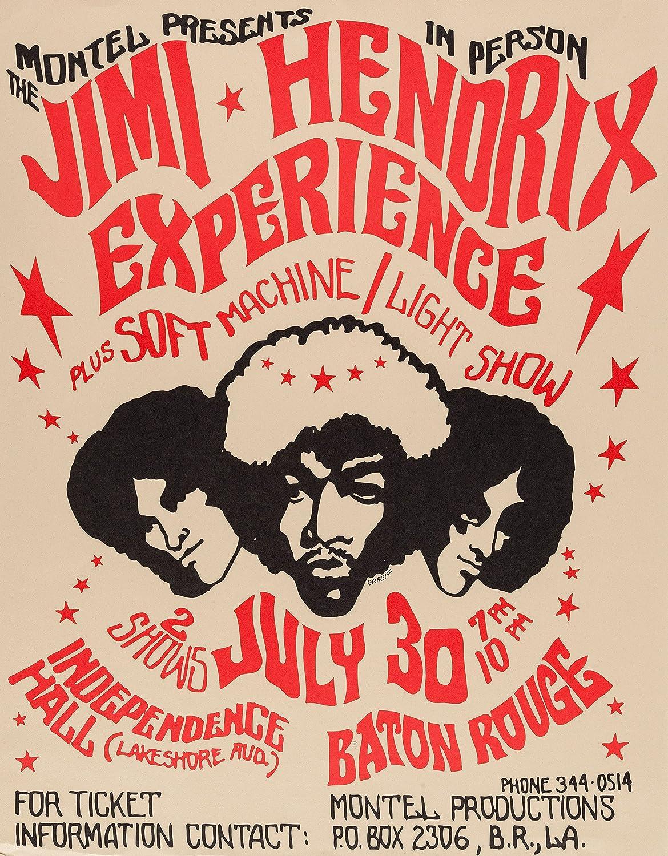 Jimi Hendrix foto della ristampa di un Promo Posters 40x 30cm CLASSIC POSTERS