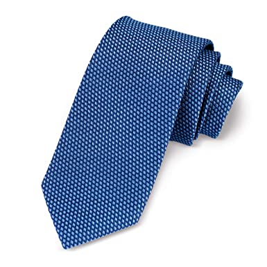 Old Crest - Corbata - para hombre Azul turquesa Talla única ...