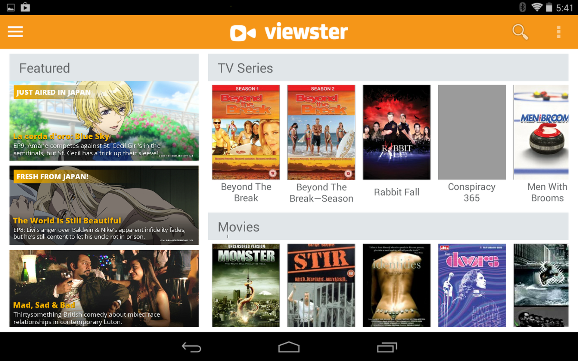 Viewster – Watch Free Movies, TV Shows & Anime: Amazon.com ...