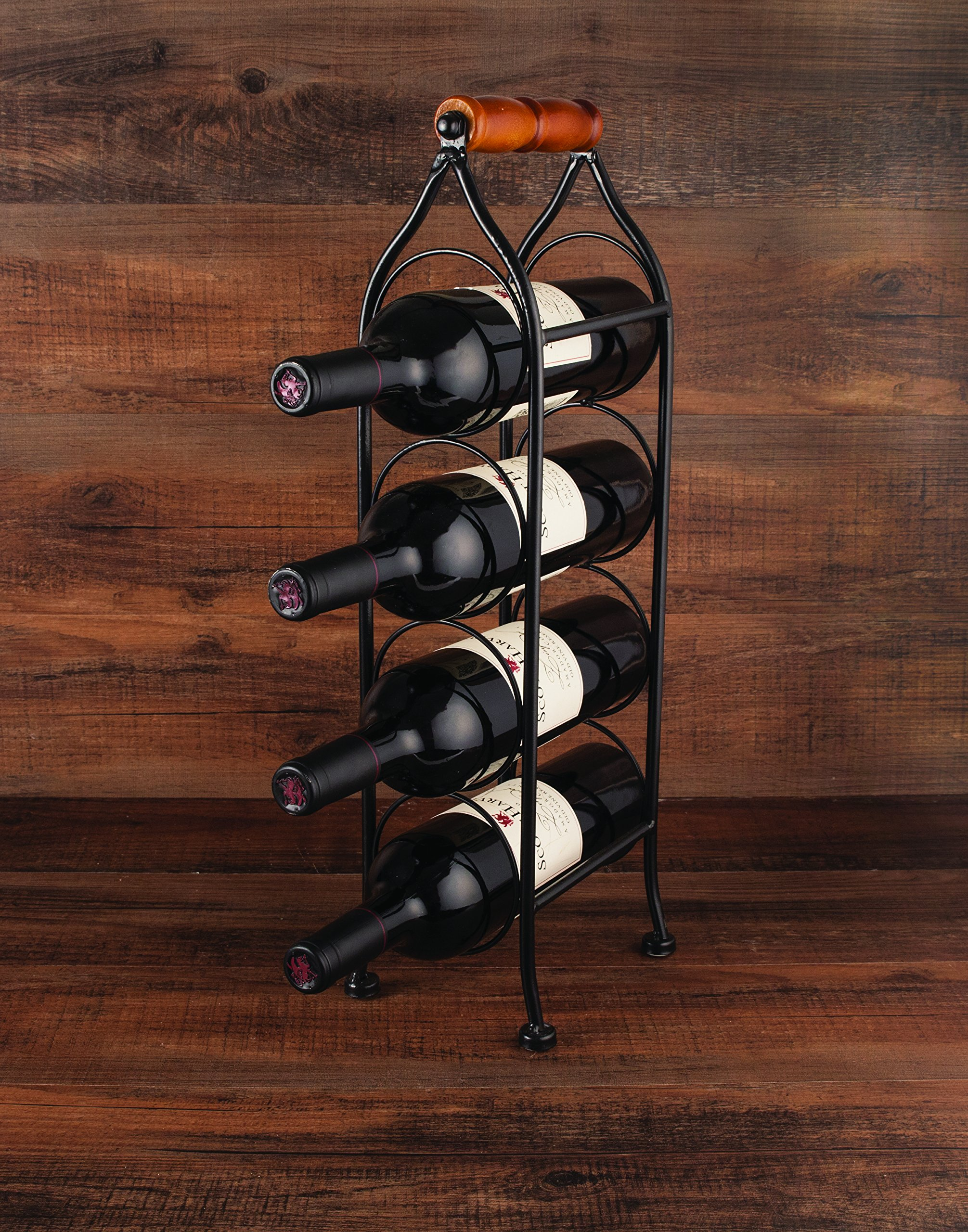 Twine Boulevard Climbing Tendril Bottle Holder by