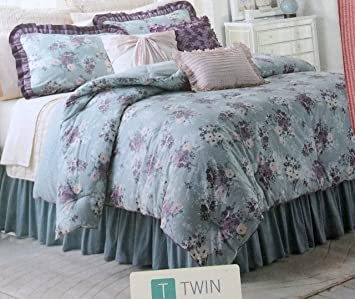 Amazon.com: LC Lauren Conrad Bouquet Twin Duvet Set: Home & Kitchen