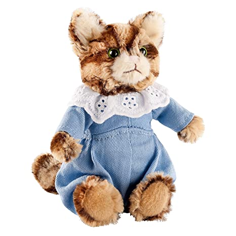 GUND Beatrix Potter Tom Kitten Plush Soft Toy 15cm