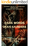 Dark Words (Horror Short Stories): Collected Short Fiction