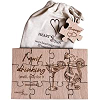 Heart's Sign Pregnancy Announcements Surprise Puzzle   Baby Reveal   Baby Announcement Gifts   Pregnancy Announcement for Grandparents