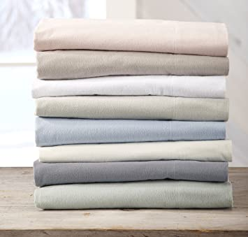 Extra Soft 100% Cotton Flannel Sheet Set. Warm, Cozy, Lightweight, Luxury