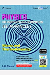 Physics for Joint Entrance Examination JEE (Advanced): Waves & Thermodynamics Paperback