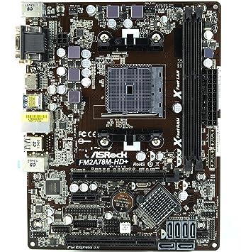 ASRock FM2A78M-HD+ Realtek LAN Drivers for Mac