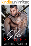 Hot Stuff: A Bad Boy Billionaire Single Father Small Town Story