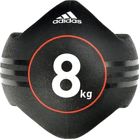 adidas Agarre Doble balón Medicinal - Negro, 5 kg: Amazon.es ...