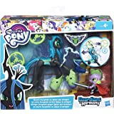 HASBRO 5010994954185 My Little Pony Hasbro Spike The Dragon Guardians of Harmony Queen Chrysalis B6009 English Version [Toy], Assorted Models