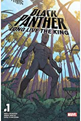 Black Panther: Long Live The King (2017-2018) #1 (of 6) Kindle Edition