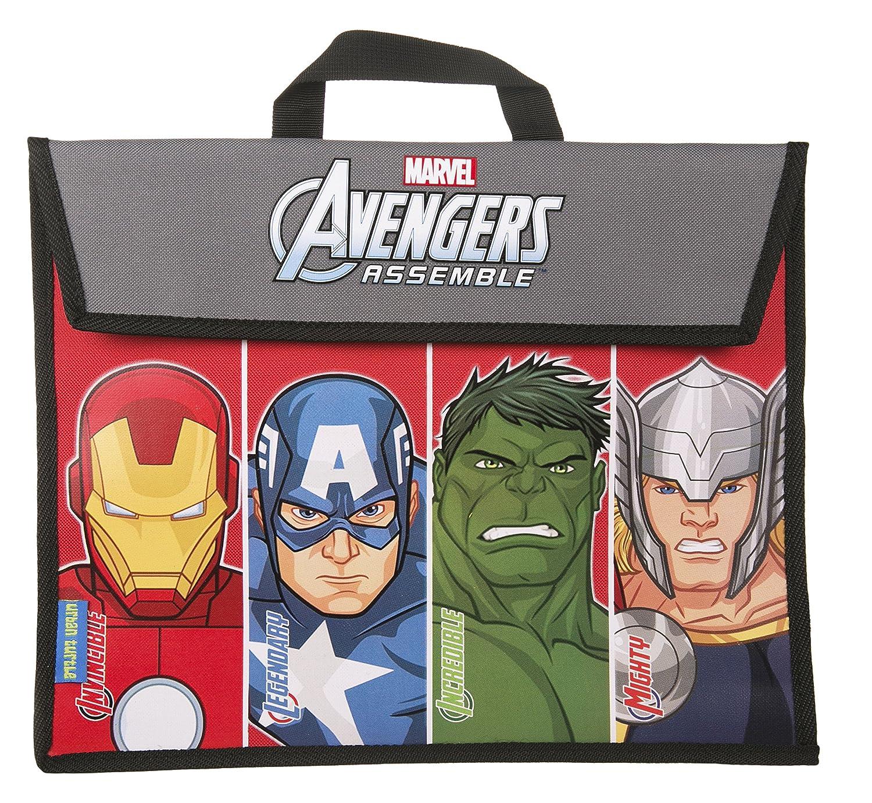 kids marvel avengers book bag luggage