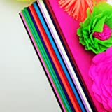Colibri Crepe Paper, Rainbow Colors