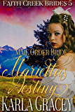Mail Order Bride - Marietta's Destiny: Sweet Clean Historical Western Mail Order Bride Inspirational (Faith Creek Brides Book 5)