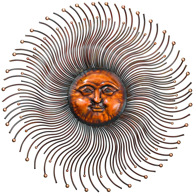 amazon com regal art and gift a501 sun rays wall decor wall