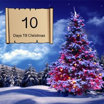 Christmas Countdown Screen Savers.Christmas Countdown For Fire Tv