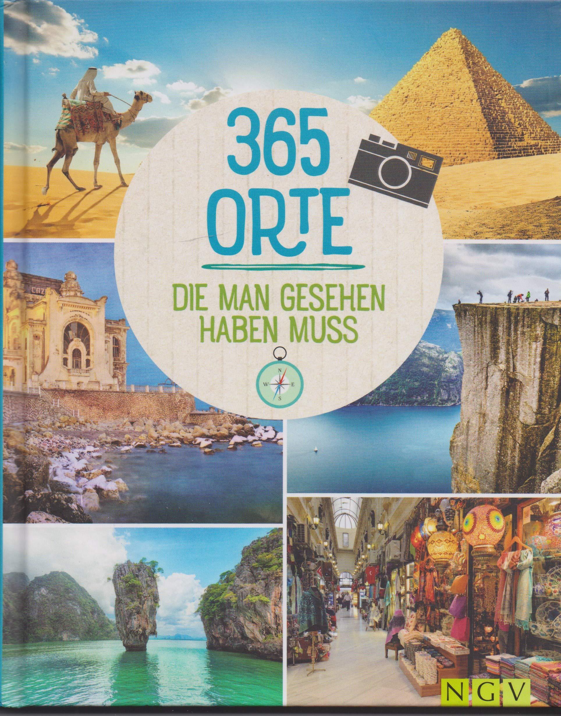 20 Orte die man gesehen haben muss  Reinhard Barth, Friedemann ...