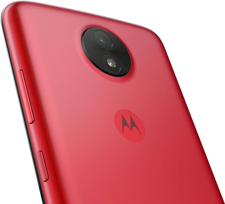 Lenovo Moto C SIM Doble 4G 16GB Cereza: Amazon.es: Electrónica