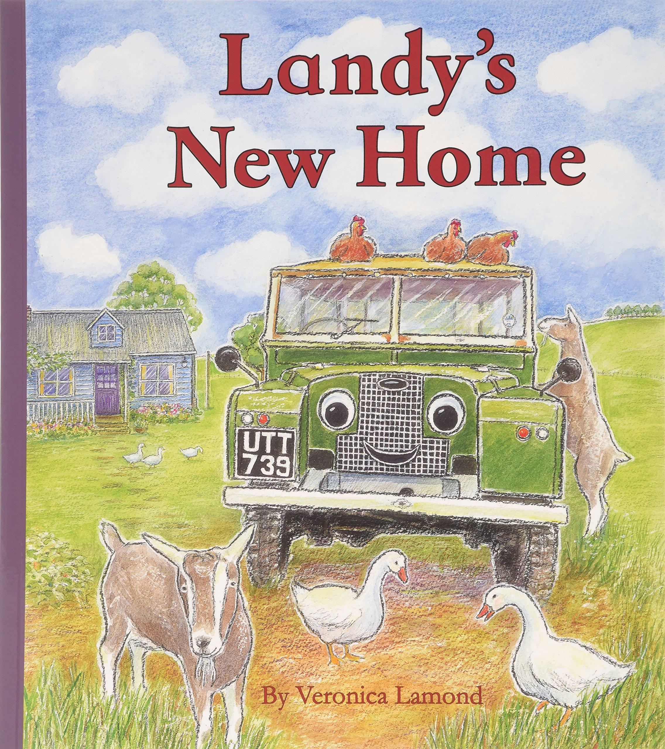 Landy's New Home (Landybooks) pdf epub