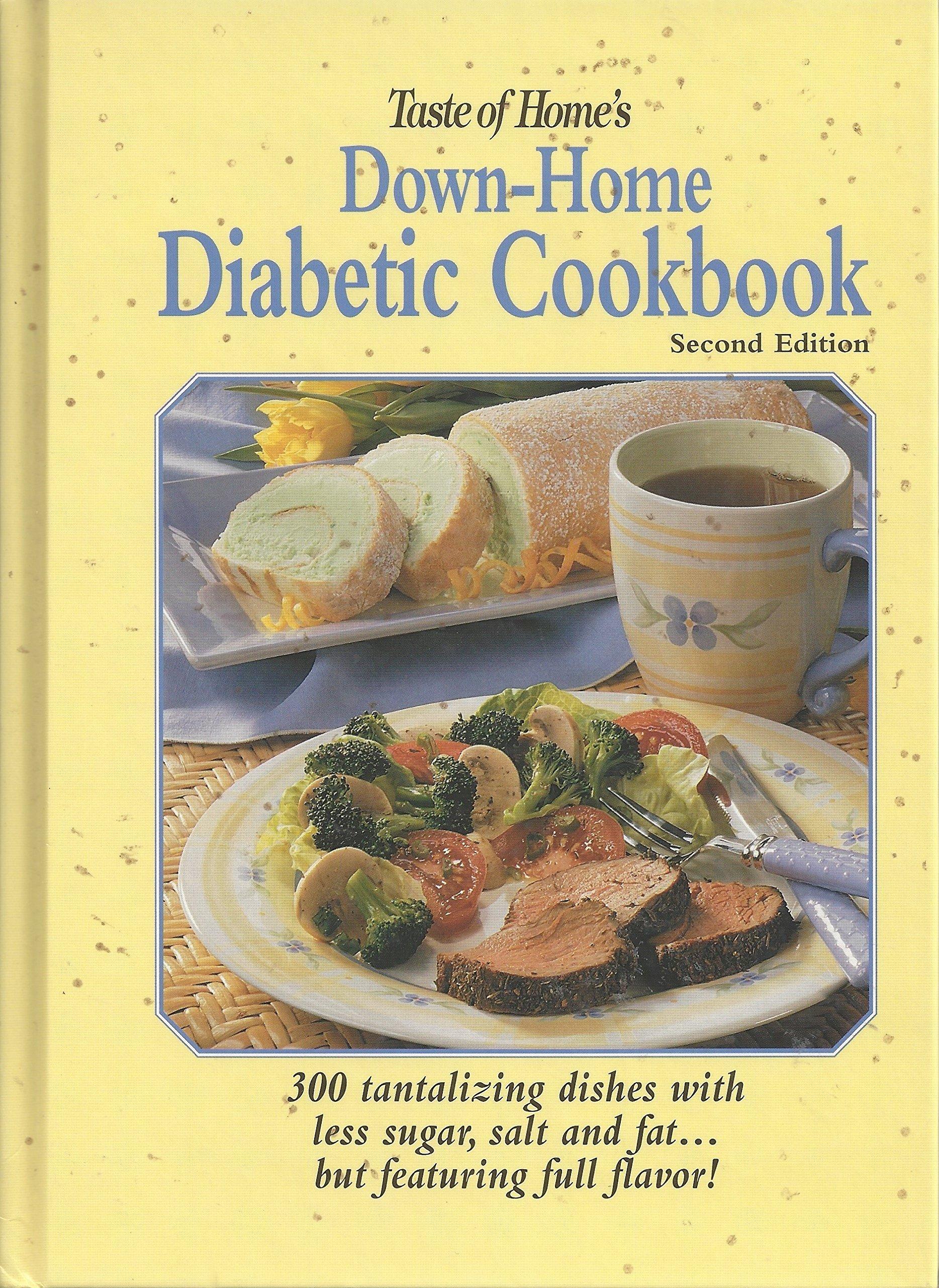 Taste of Home's Down-Home Diabetic Cookbook pdf epub