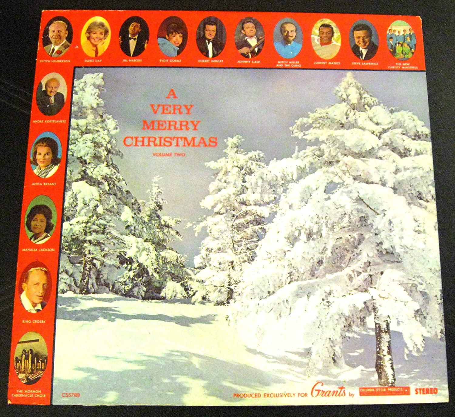 Various A Very Merry Christmas By W T Grants Volume 2