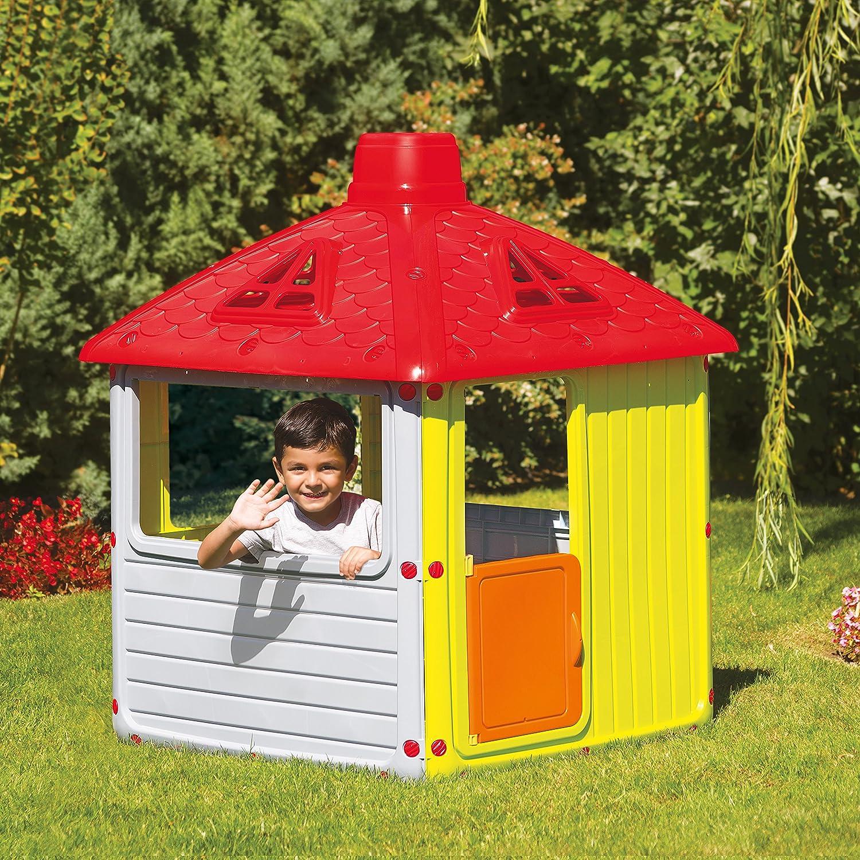 URBN Toys Childrens Outdoor Garden City Playhouse EGT