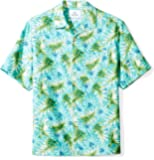 28 Palms Men's Relaxed-Fit 100% Silk Hawaiian Shirt