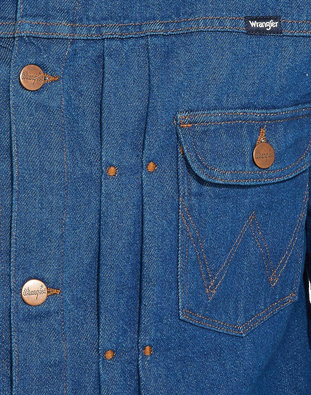 Wrangler W442BG0, Chaqueta de Vaquero Para Hombre: Amazon.es: Ropa y accesorios