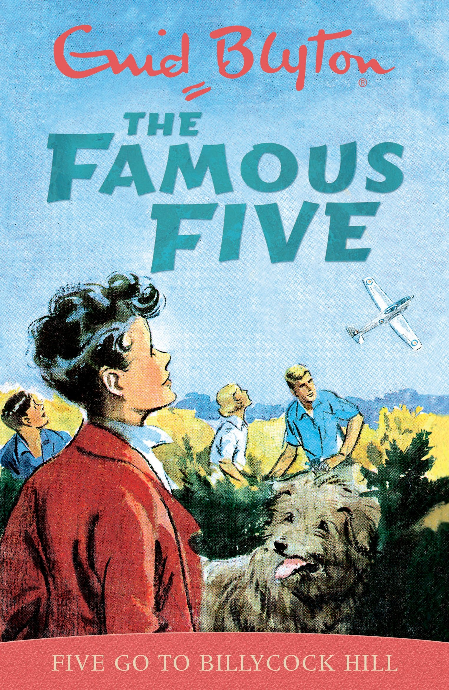 Five Go to Billycock Hill (Famous Five) ebook