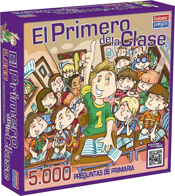 Falomir Primero de la Clase 5.000, Juego de Mesa, Educativo (1750 ...