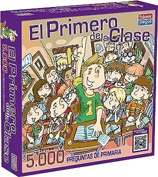 Falomir primero de la clase 5.000, Juego de Mesa, Educativo (1750) , color/modelo surtido: Amazon.es: Juguetes y juegos