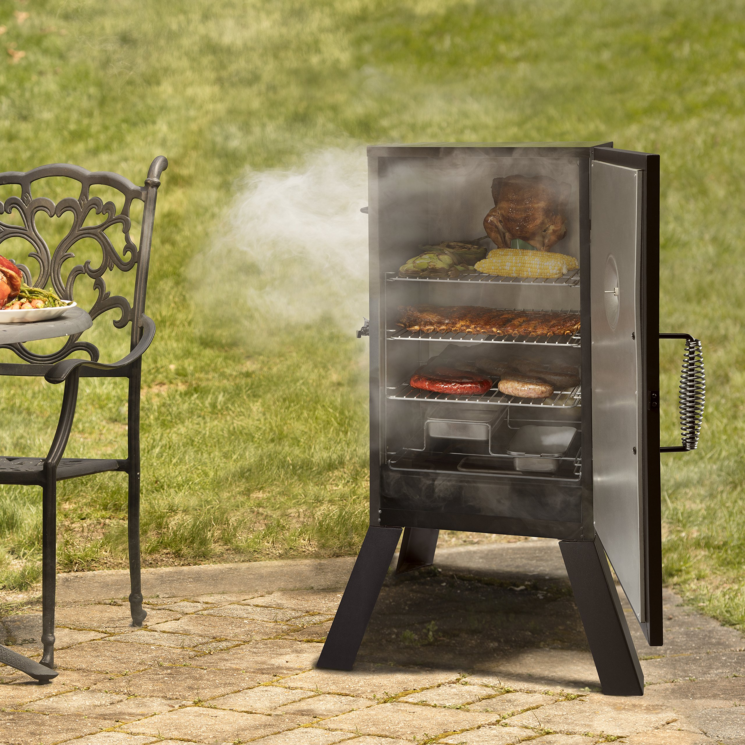 Cuisinart COS-330 Electric Smoker by Cuisinart (Image #2)