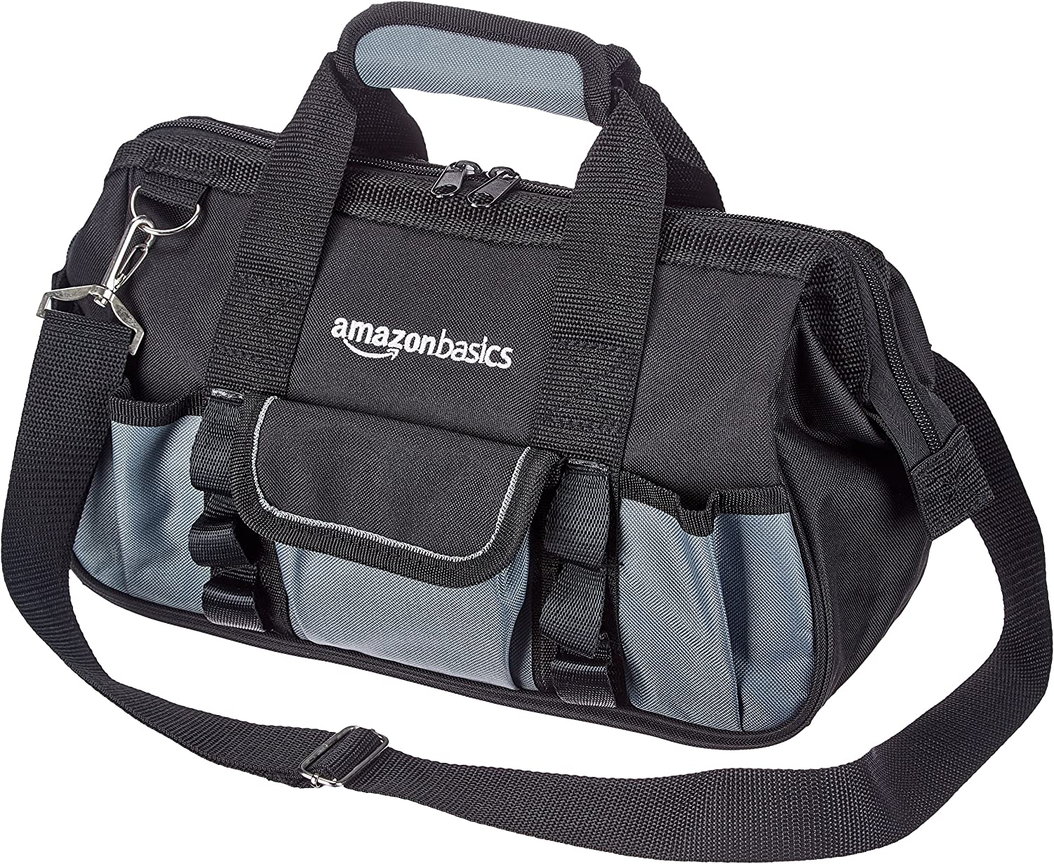AmazonBasics Small Tool Bag - 12 Inch