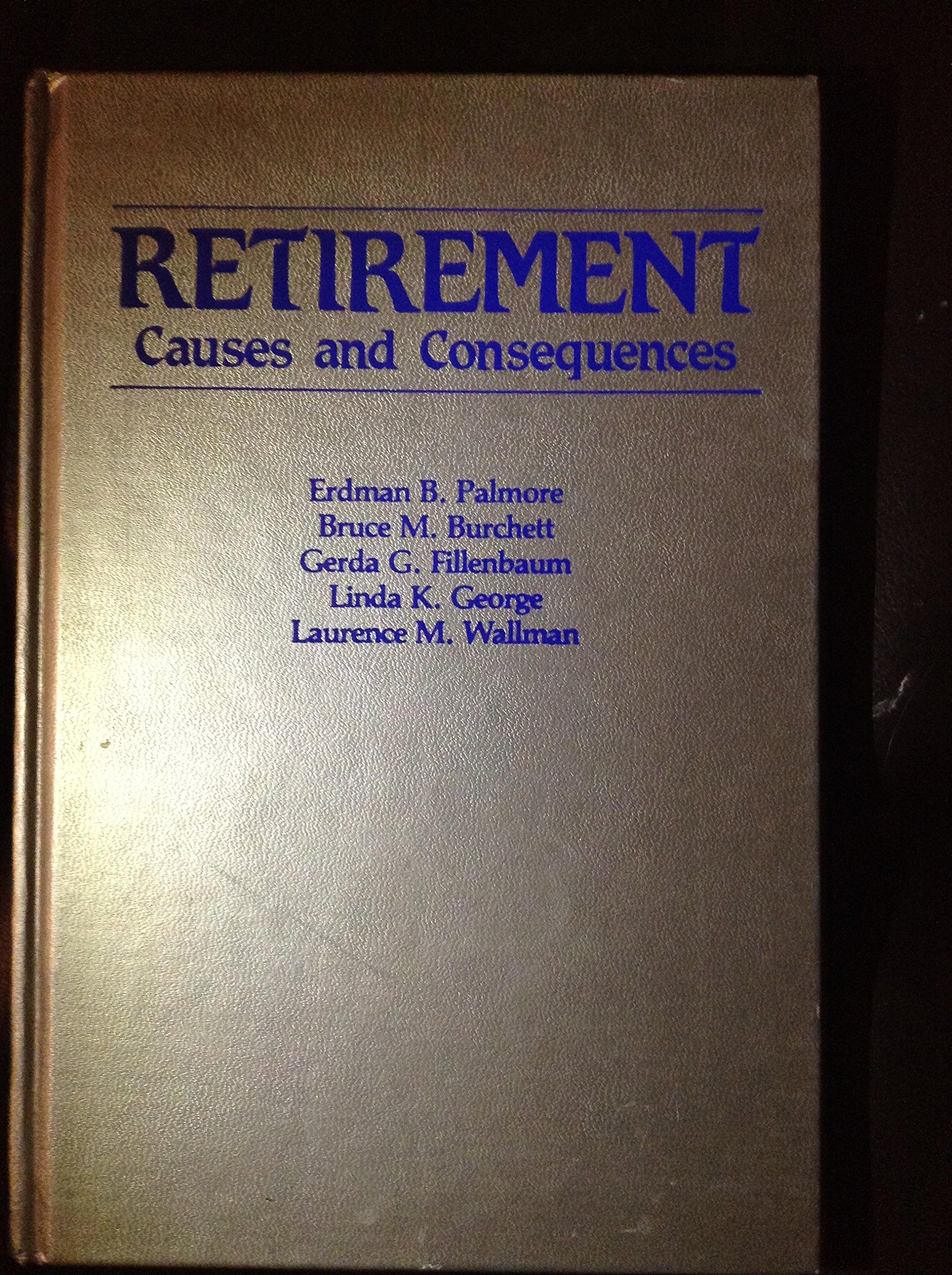 amazon retirement causes and consequences erdman palmore bruce