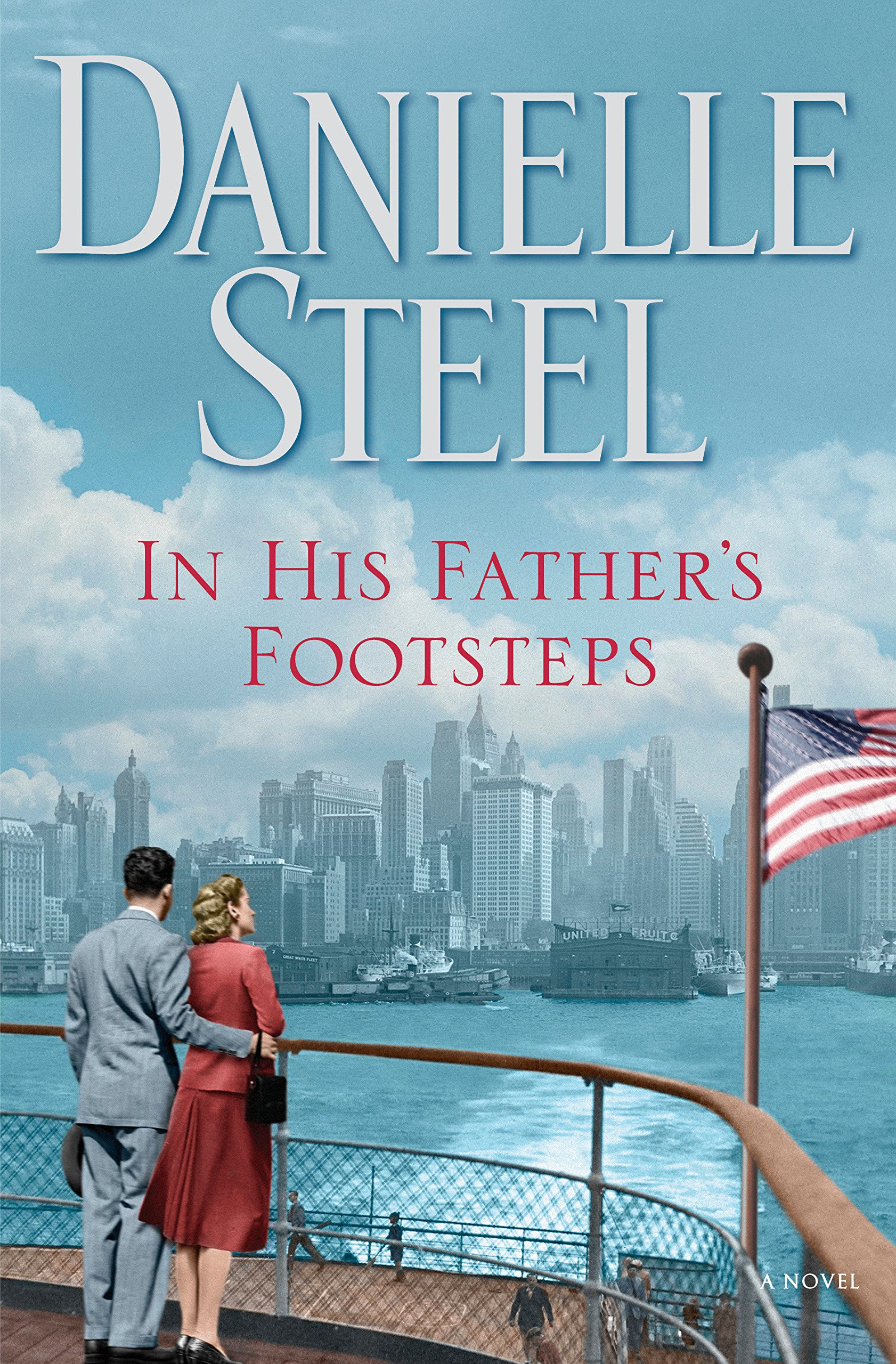 In His Father's Footsteps: A Novel by Delacorte Press