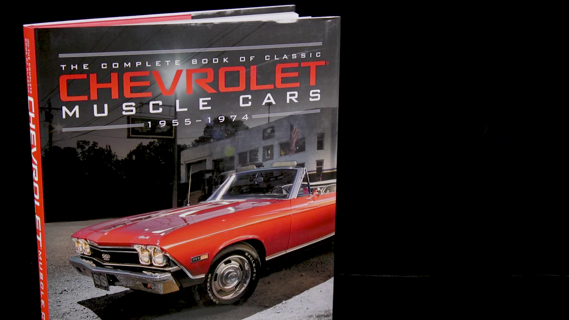 The Complete Book of Classic Chevrolet Muscle Cars: 1955-1974 ...