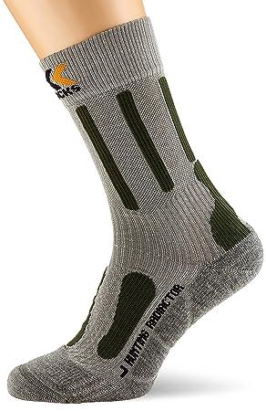 X-Socks Xhunting Radiactor Short - Calcetines para hombre, Gris, 45/47: Amazon.es: Deportes y aire libre